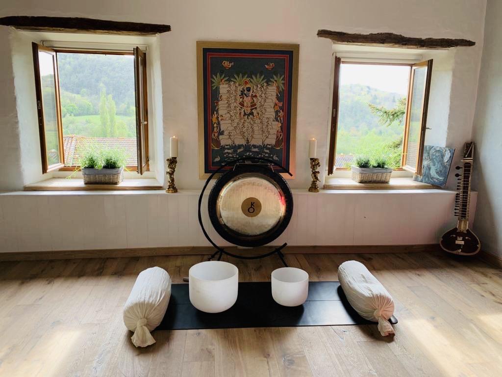 Maison ila- Yoga Room
