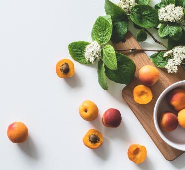 Apricot Oil ila Spa