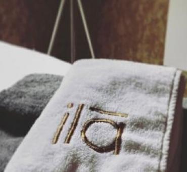 ila Spa Cotswolds Towel